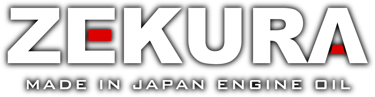 ZEKURA MADE JAPAN ENGINE OIL